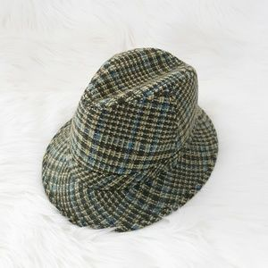 GOORIN BROS WOOL FEDORA HAT